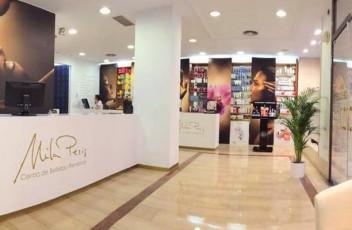 Mila Peris centro de estetica