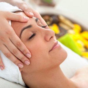 Facial con aromaterapia