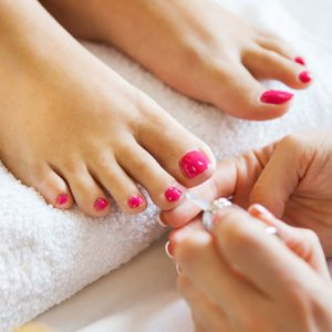 Pedicura Shellac
