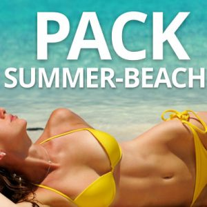 pack summer beach