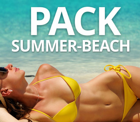 pack summer beach