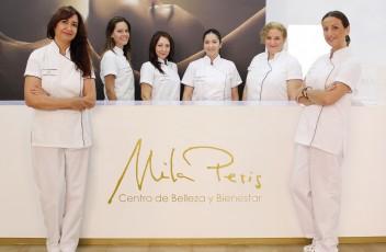 Mila peris - equipo profesionales