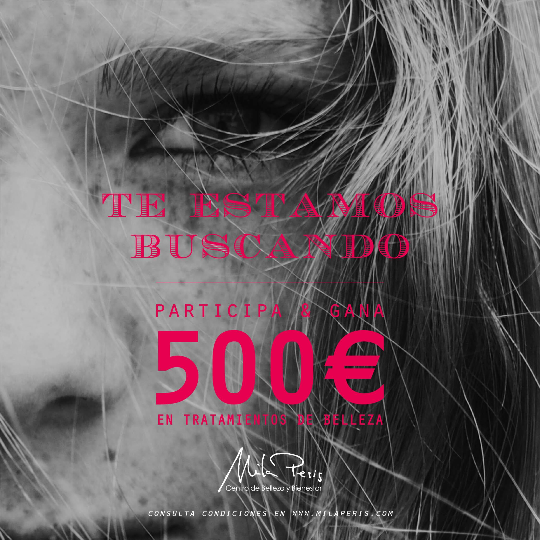 Mila Peris - concurso 500€